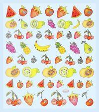 Hobby - Design - Sticker *Früchte* 3452318 NEU