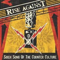 RISE AGAINST Siren Song Of The Counter Culture CD BRAND NEW