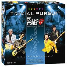 The Rolling Stones TRIVIAL PURSUIT® Collector's Edition