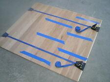 FOUR Hardwood Floor Installation Clamp Wood Flooring Install Plank Strap Tool.