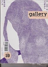GALLERY MAGAZINE Vol.19 2013, THE WORLD'S BEST GRAPHICS SEALED.