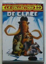 DVD L'AGE DE GLACE - Réalisé par Chris WEDGE - NEUF