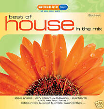 CD Best of House in the Mix by Various Artists 2CDs