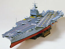 Tamiya US Enterprise Carrier ship model kit 1/350 scale new 78007