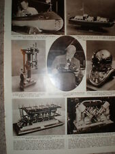 Photo article Model Engineering Exhibition Central Hall Westminster London 1961