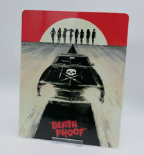 DEATH PROOF - Glossy Fridge or Bluray Steelbook Magnet Cover (NOT LENTICULAR)