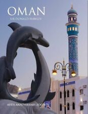 Oman by Hawley, Sir Donald Hardback Book The Cheap Fast Free Post