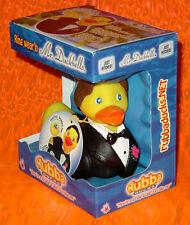 Rubba Duck Mr. Duckbells Groom Wedding Rubber Duck NIB Gift Box