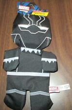 MARVEL COMICS * PET FANS COLLECTION PETCO * BLACK PANTHER PLUSH DOG TOY W/TAG