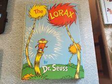 the lorax / dr seuss / HB 1972 1st ed