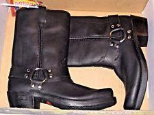 Women's Durango RD510 Black Harness Boots Size  6.5M