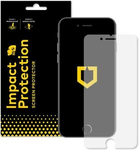 RhinoShield Clasic Black Protective Case & Screen Protector Package for iPhone X