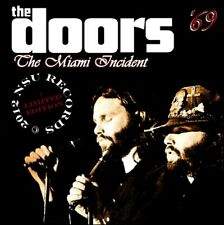 THE DOORS LIVE MIAMI INCIDENT 1969 MARCH 1st LTD # CD