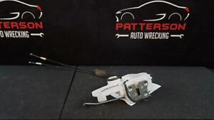 2013 MITSUBISHI OUTLANDER SPORT DRIVER FRONT DOOR LATCH LOCK ACTUATOR W/ CABLES