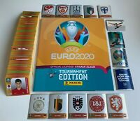 Panini EURO EM 2020 Tournament Edition - Sticker aussuchen - Nummer 1-250