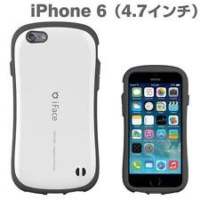 iFace First Class Hybrid Duo Layer TPU Hard Case Cover for iPhone 6 / 6s (White)