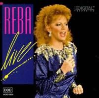 Reba Mcentire Live - Audio CD By Reba Mcentire - VERY GOOD