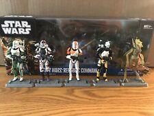 Star Wars Republic Commando Delta Squad 2011 SDCC/TRU Exclusive