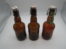 2 Grolsch & 1 Altenmunster Beer Bottles