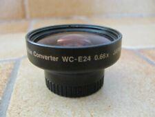 Nikon Wide Converter WC-E24  0,66X for Coolpix (775/800....)