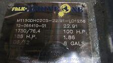 FALK M1150DMC2CS-22.91-LD1256 GEAR REDUCER