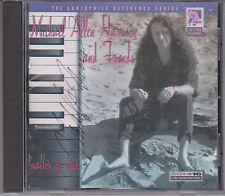 MICHAEL ALLEN HARRISON Matter of TIme 1995 Sheffield Lab Audiophile SIGNED CD