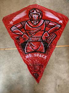 Vintage Top Flite Mr. Space  Vinyl or Plastic  Kite
