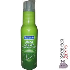 PASANTE MAGIC DELAY PERFORMANCE 75ml Lubricant Tingle FAST FREE POST Private