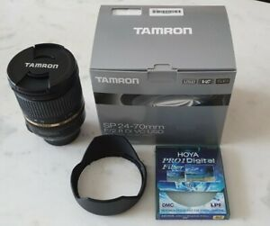 Tamron 24-70mm F/2.8 Di VC USD Nikon Mount