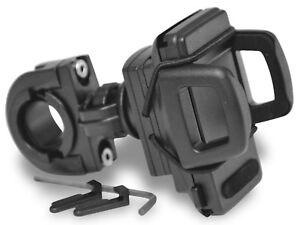 Für Asus ZenFone 6 Motorrad Bike Halter mit Sicherung von RICHTER / HR