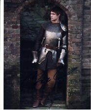 [7238] Max Irons Signed 10x8 Photo AFTAL