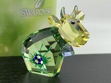Swarovski Figur 5004629 Soccer Mo 4,5 cm. Ovp & Zertifikat