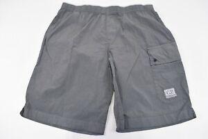 C.P. (CP) Company NWT Beachwear Boxer Swim Suit Size 48 S US In Grays