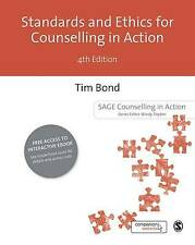 Standards and Ethics for Counselling in Action - 9781473913974