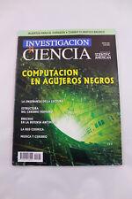 Magazine Investigation Agents- et Science Informatique à Trous Noirs - Janvier