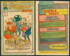 1994 PILIPINO KOMIKS Di Ritarn Op KENKOY Comics # 2503
