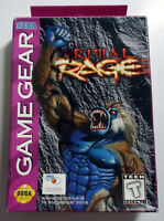 Primal Rage - boxed incl manual - SEGA Game Gear GG - US Fassung