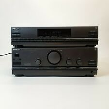 Philips Integrated Stereo Amplifier and Synthesized Stereo Tuner FT320  / FA320