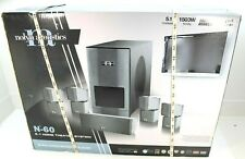 Nolyn Acoustics N-60 5.1 Home Theater System - New In Box - Speaker - Surround