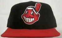 Cleveland Indians Adult New Era 5950 Fitted Baseball Cap Hat Pro Model NWT