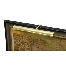 """House of Troy Traditional 18"""" Polished Brass Picture Light - T18-61"""