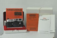 Leica M-6 0.72 Big M-6 Body w/Cap, Strap and Box