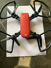 DJI Spark Drone - Lava Red Drone Only