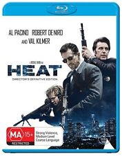 Heat (Blu-ray, 2017)