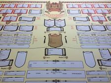 Family History Chart - Family Tree Gift - Ancestry Template Wall Display