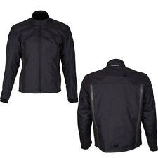 Blousons imperméable noir Spada pour motocyclette