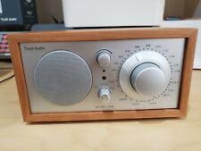 Tivoli Audio Model One Am/Fm Radio in Cherry/Silver