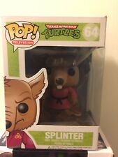 Funko POP Teenage Mutant Ninja Turtles TMNT  Splinter #64