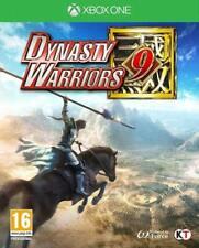 Dynasty Warriors 9 Xbox One Microsoft XB1 Video Game - NEW