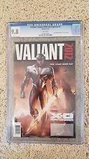VEI Valiant Comics FCBD 2012 Special #1 CGC 9.8 Valiant # 1 Free Comic Book Day